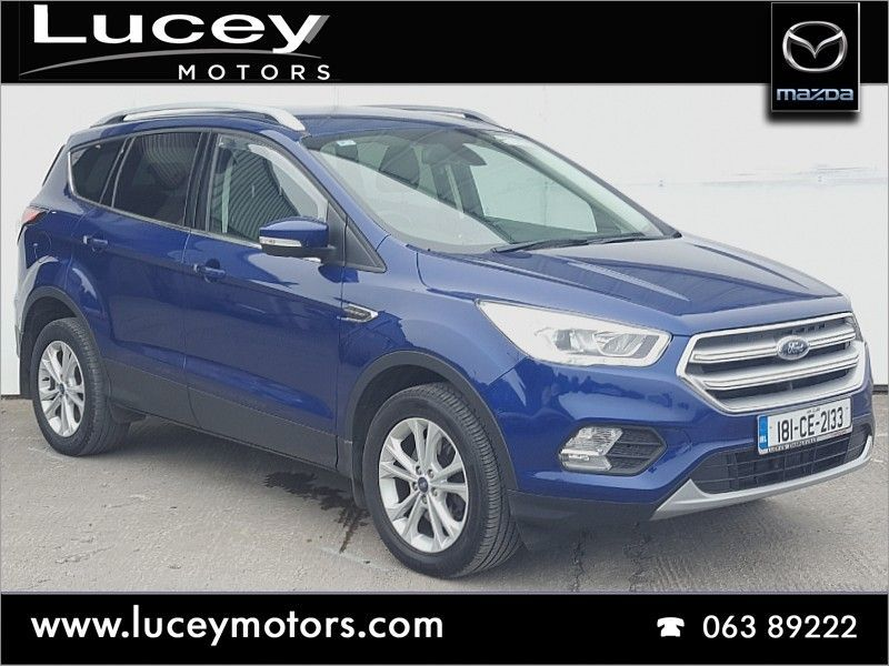 Ford Kuga TITANIUM 1.5 TDCI ** HIGH SPEC // ONE OWNER FROM NEW **