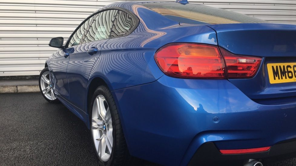 Image 26 - BMW 440i M Sport Gran Coupe (MM66AON)