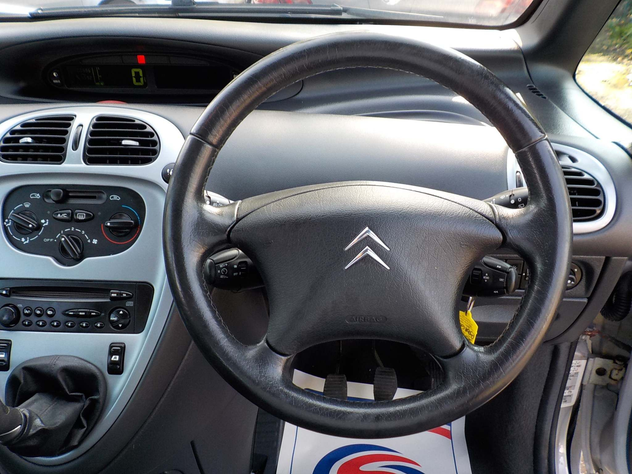 Citroen Xsara Picasso 1.6 HDi VTX 5dr