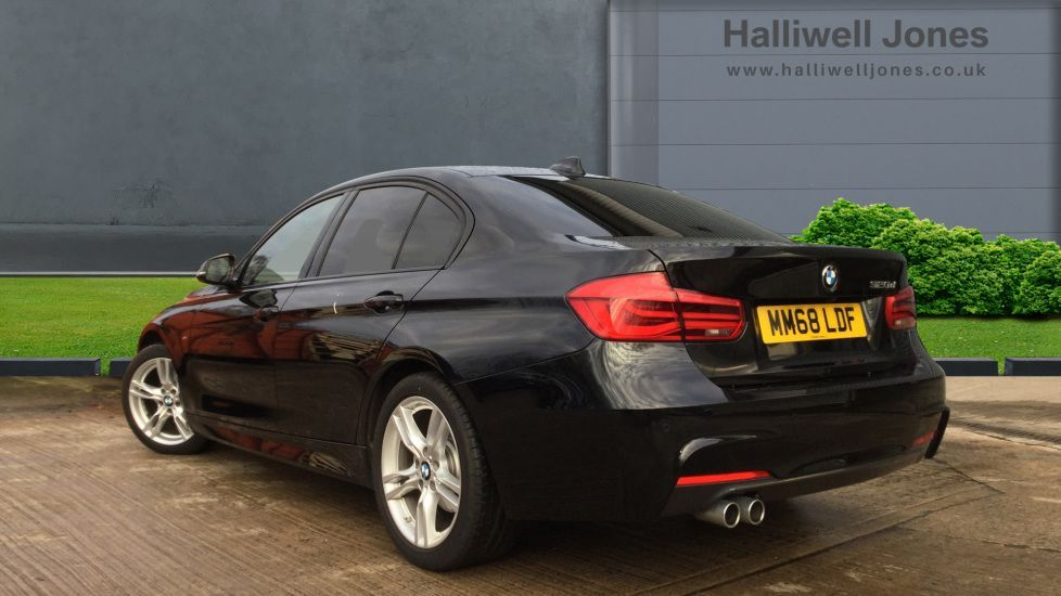 Image 2 - BMW 320d M Sport Saloon (MM68LDF)