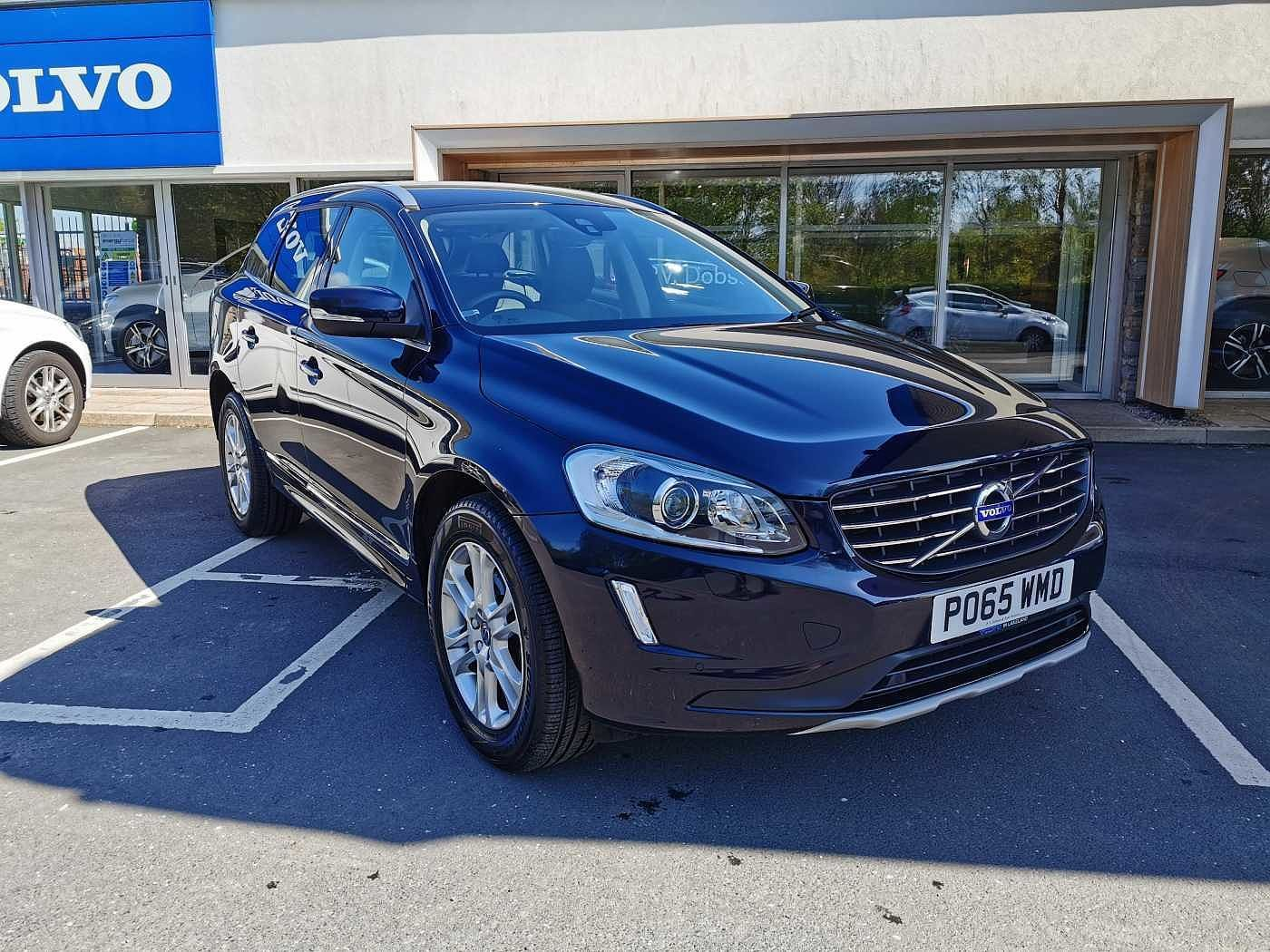 Volvo XC60 D4AWD SE Lux Automatic