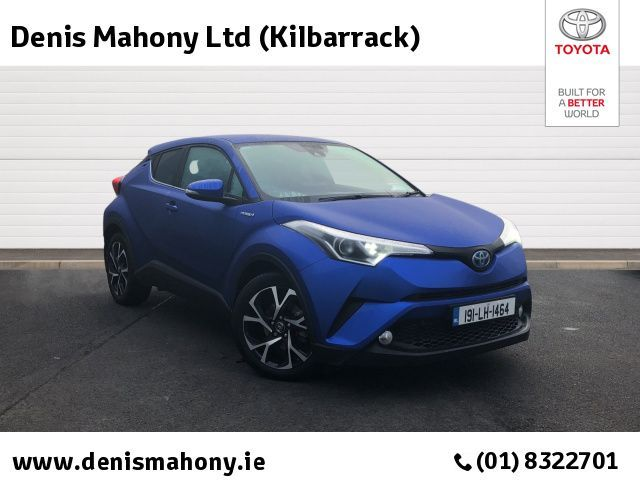 Toyota C-HR C-HR HYBRID SPORT HEATED SEATS/REVERSE CAMERA @ DENIS MAHONY KILBARRACK