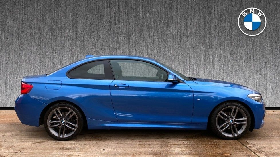 Image 3 - BMW 218i M Sport Coupe (MV68CCN)