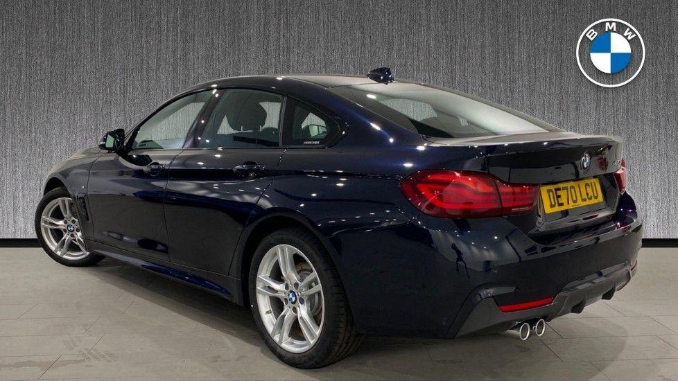Image 2 - BMW 420i M Sport Gran Coupe (DE70LCU)