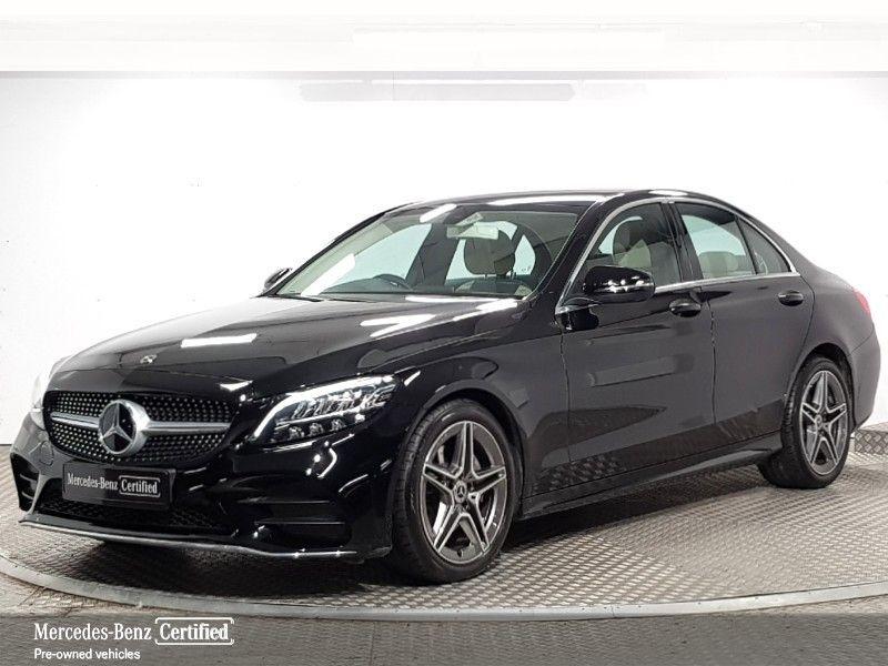 Mercedes-Benz C-Class 200 EQ AMG Exterior MILD HYBRID Automatic - €1,923 worth of extras - 18 inch alloys - AMG bodywork - LED headlights - Heated seats - Climate control