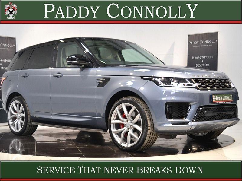 Land Rover Range Rover Sport 202D *5 Seat N1 Bus.Class* SPORT HSE DYNMIC P400e