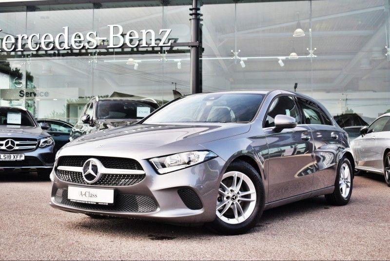 Mercedes-Benz A-Class A160d Style Manual NEW 202