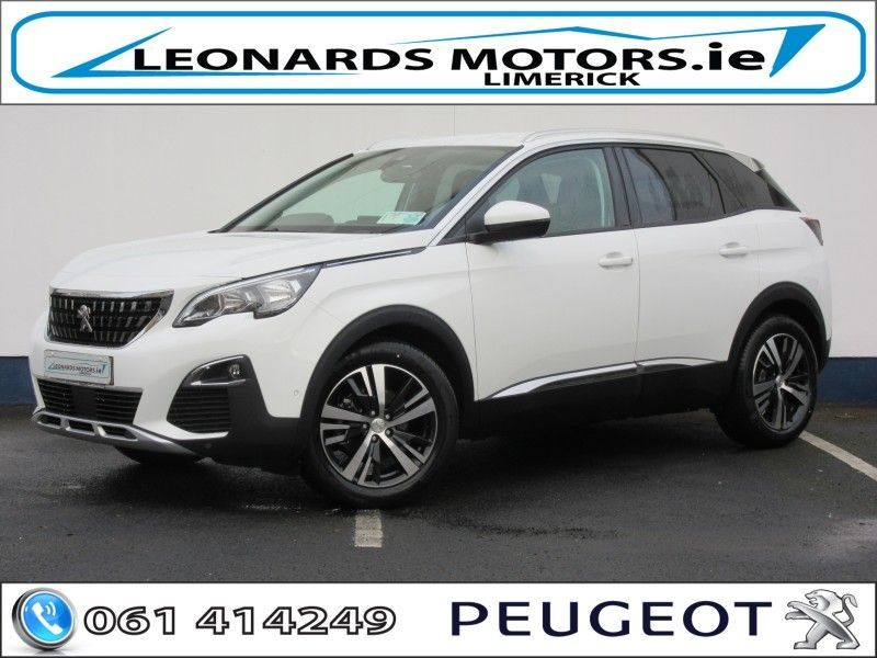 Used Peugeot 3008 ALLURE 1.5 HDI 130 AUTO 6 (2019 (191))