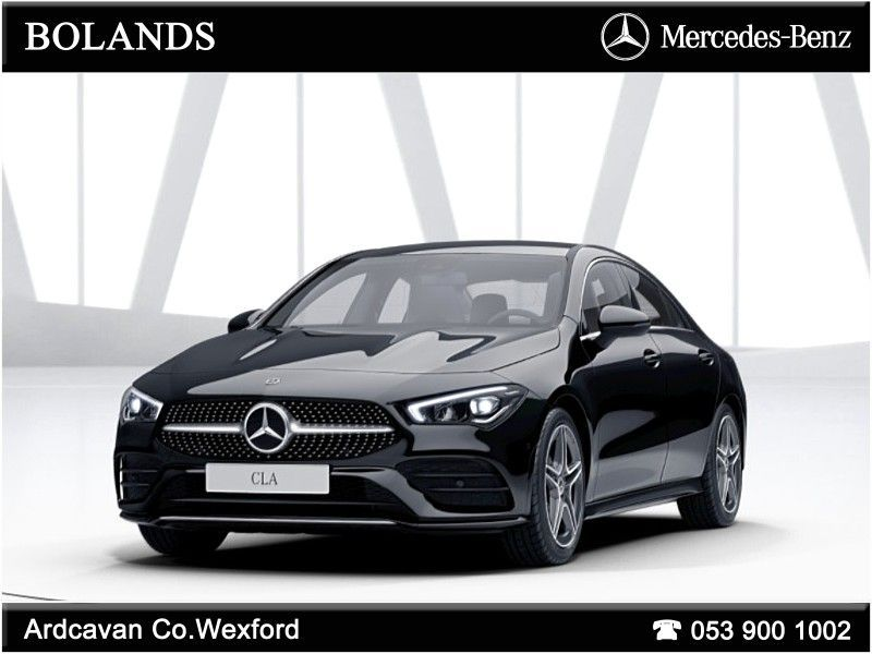 Mercedes-Benz CLA-Class 200D AMG LINE AUTO WITH SMARTPHONE INTEGRATION from €644 per month*