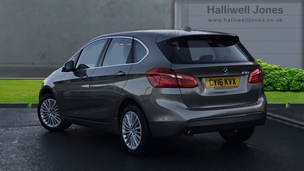 Image 2 - BMW 218d Luxury Active Tourer (CY16KVX)