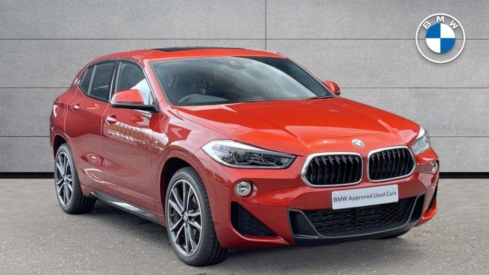 BMW X2 Series