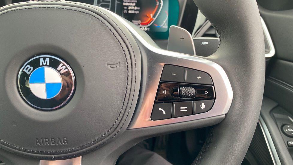 Image 18 - BMW 320d M Sport Saloon (DA20XXH)