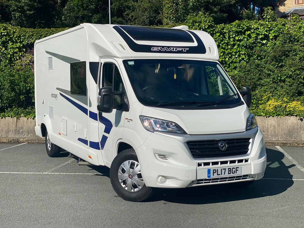 Swift Escape 695 Motorhome 2.3 As New Well Maintained