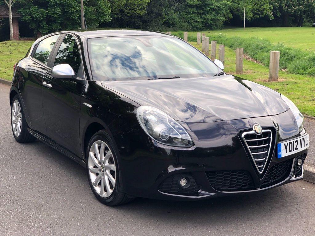 Alfa Romeo Giulietta Hatchback 2.0 JTDM-2 Veloce 5dr