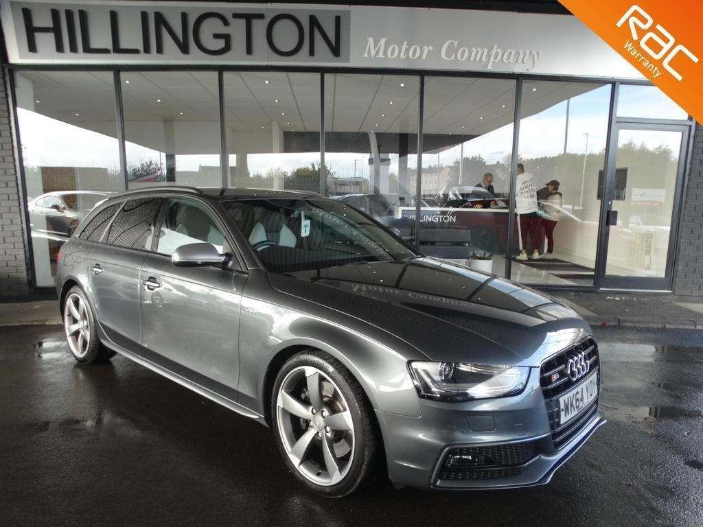 Audi A4 Avant Estate 1.8 TFSI Black Edition Avant 5dr