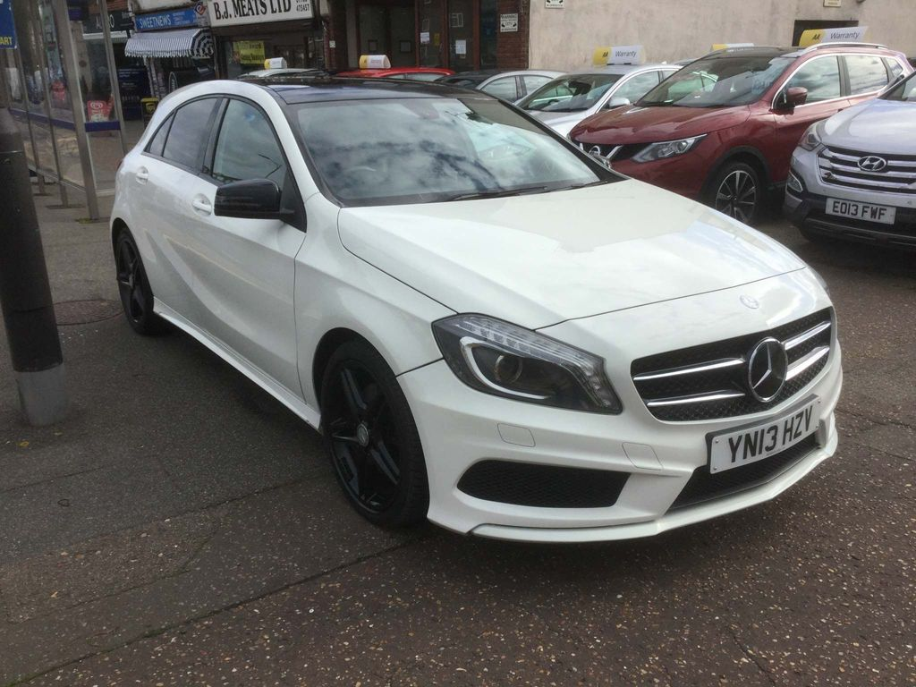 Mercedes-Benz A Class Hatchback 2.1 A220 CDI BlueEFFICIENCY AMG Sport 7G-DCT 5dr