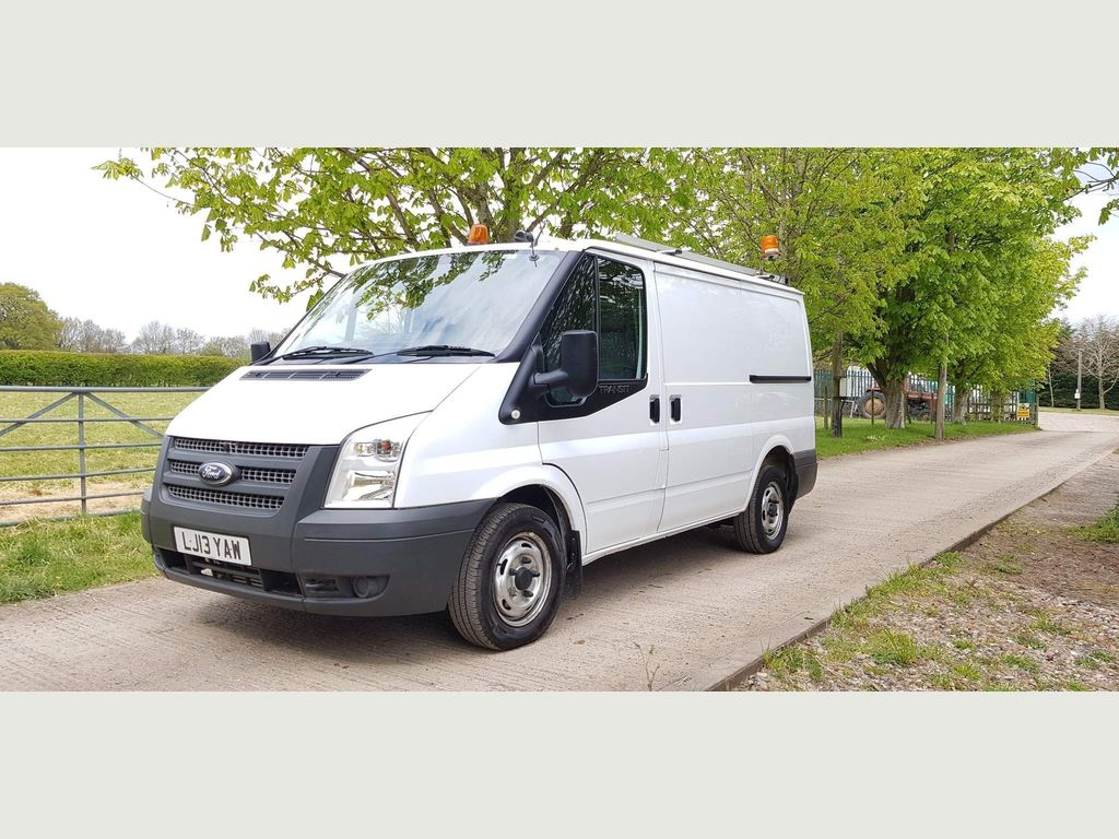 Ford Transit Panel Van 2.2 TDCi 300 Panel Van S 5dr (SWB)