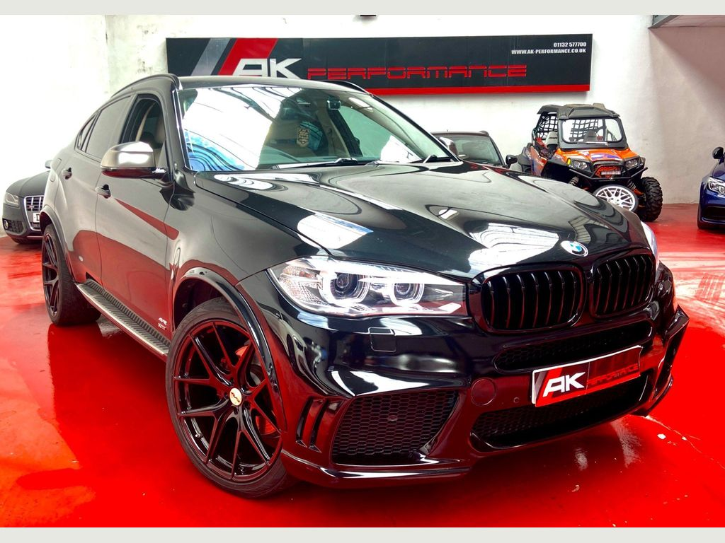 BMW X6 SUV 3.0 40d SE Auto xDrive (s/s) 5dr
