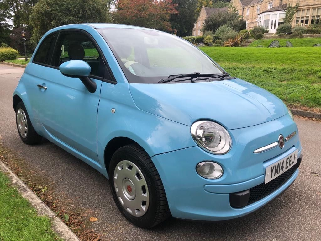 Fiat 500 Hatchback 1.2 Pop 3dr