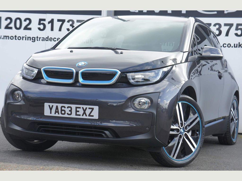 BMW i3 Hatchback Hatchback 5dr Petrol Hybrid Auto Range Extender (13 g/km, 170 bhp)