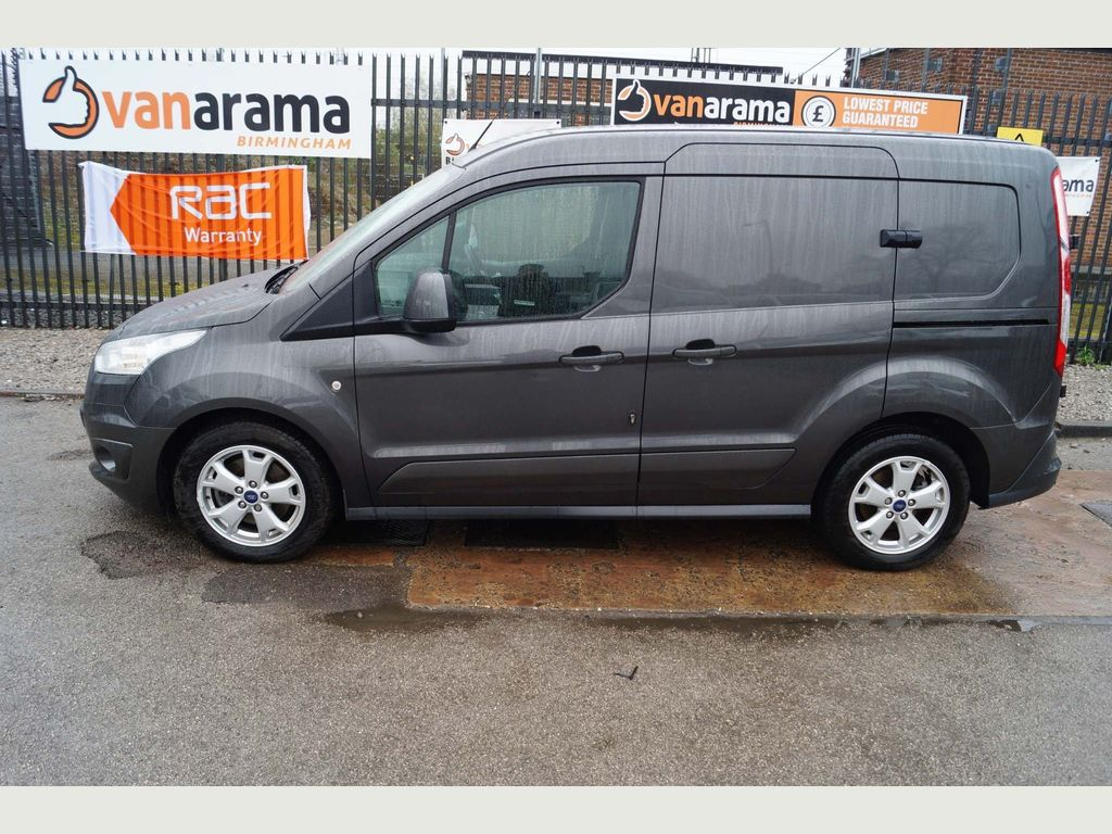 Ford Transit Connect Panel Van 1.5 TDCi 200 Limited Powershift L1 5dr