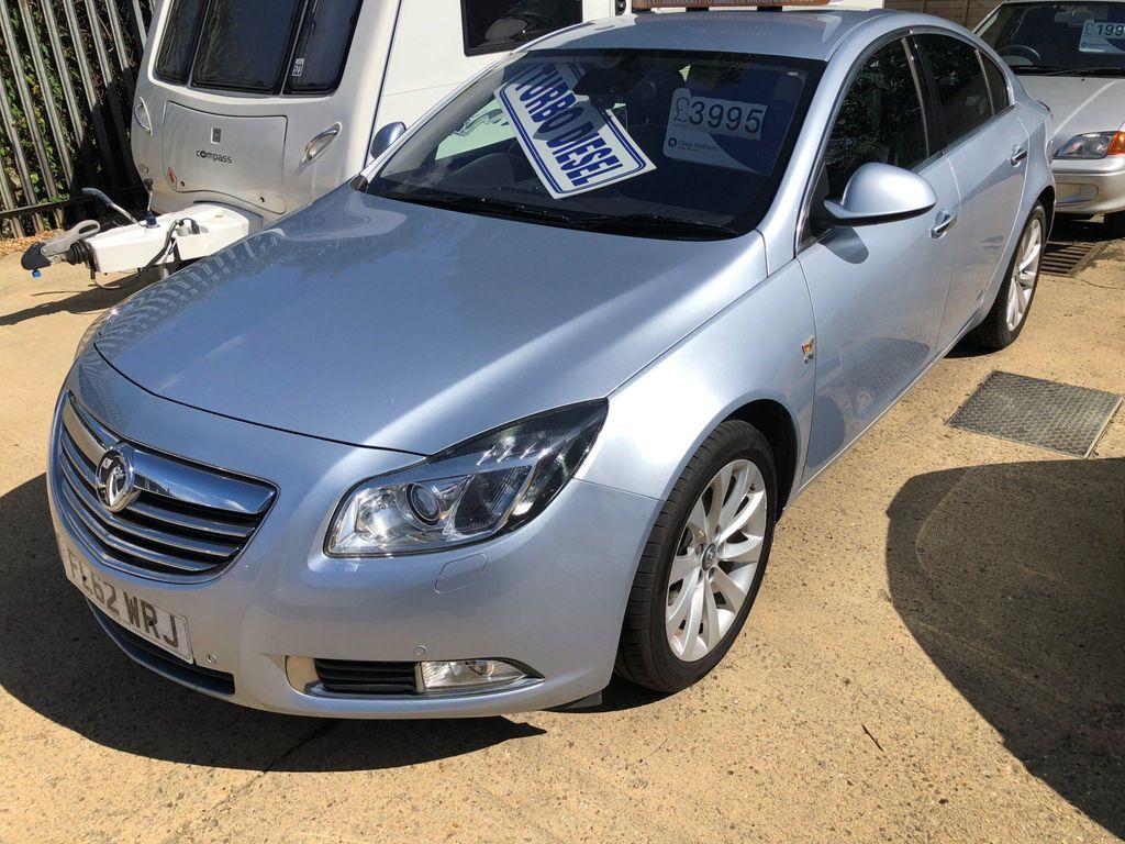 Vauxhall Insignia Hatchback 2.0 CDTi ecoFLEX 16v Elite Nav (s/s) 5dr