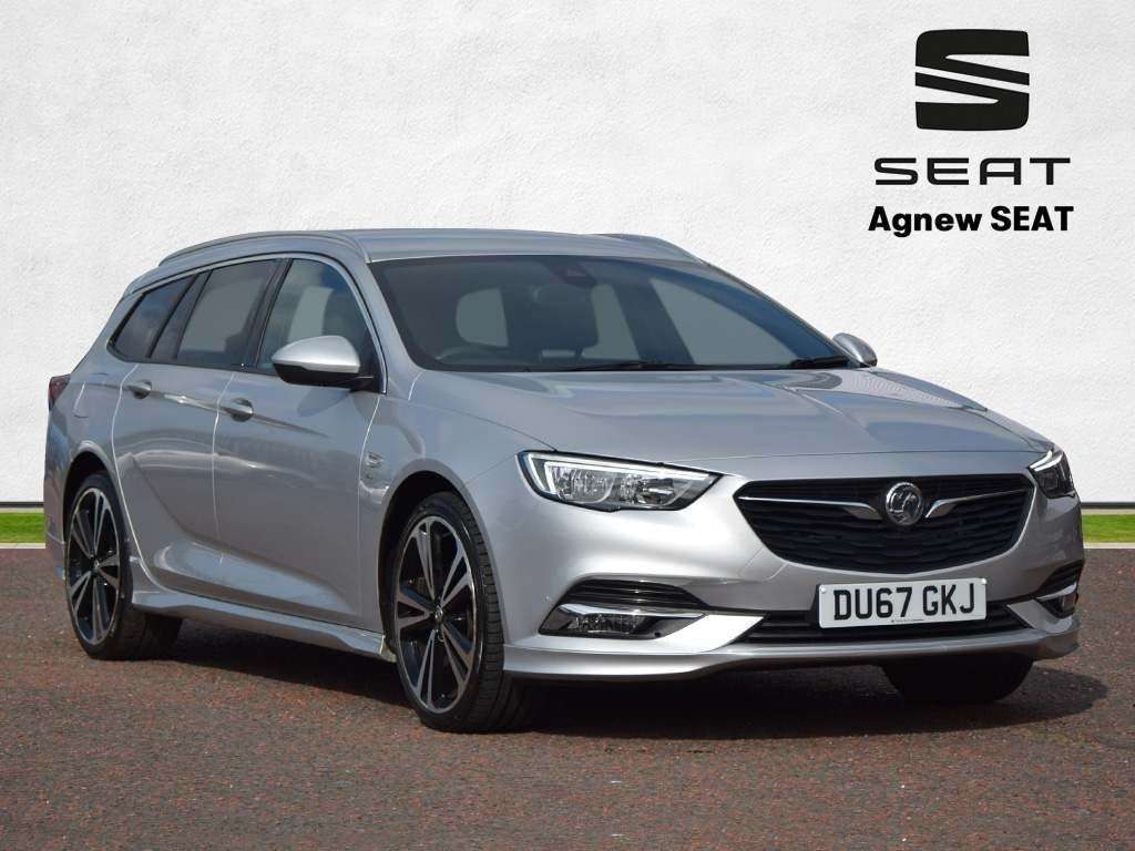 Vauxhall Insignia Estate 2.0 Turbo D BlueInjection SRi VX Line Nav Sports Tourer (s/s) 5dr