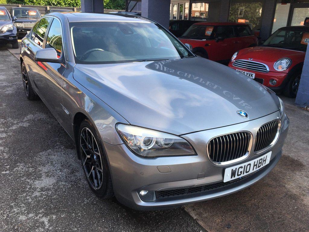 BMW 7 Series Saloon 3.0 740d 4dr