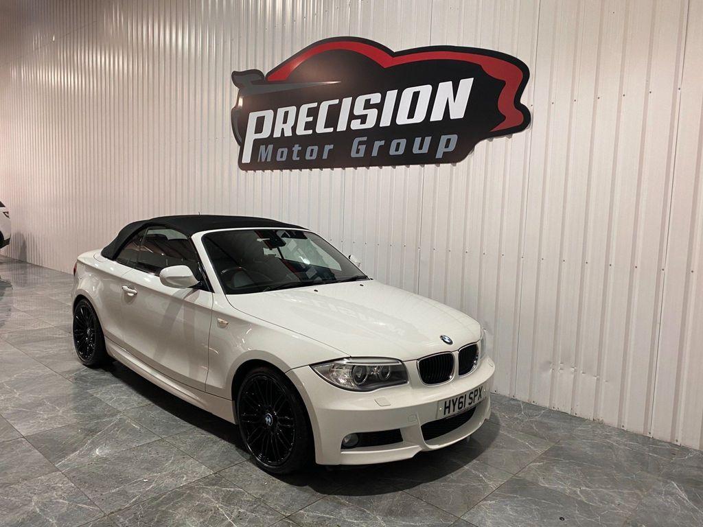 BMW 1 Series Convertible 3.0 125i M Sport Auto 2dr