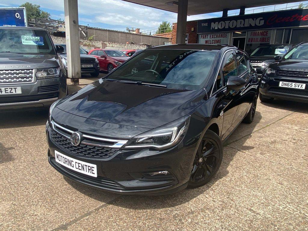 Vauxhall Astra Hatchback 1.6 CDTi ecoTEC BlueInjection SRi Nav 5dr