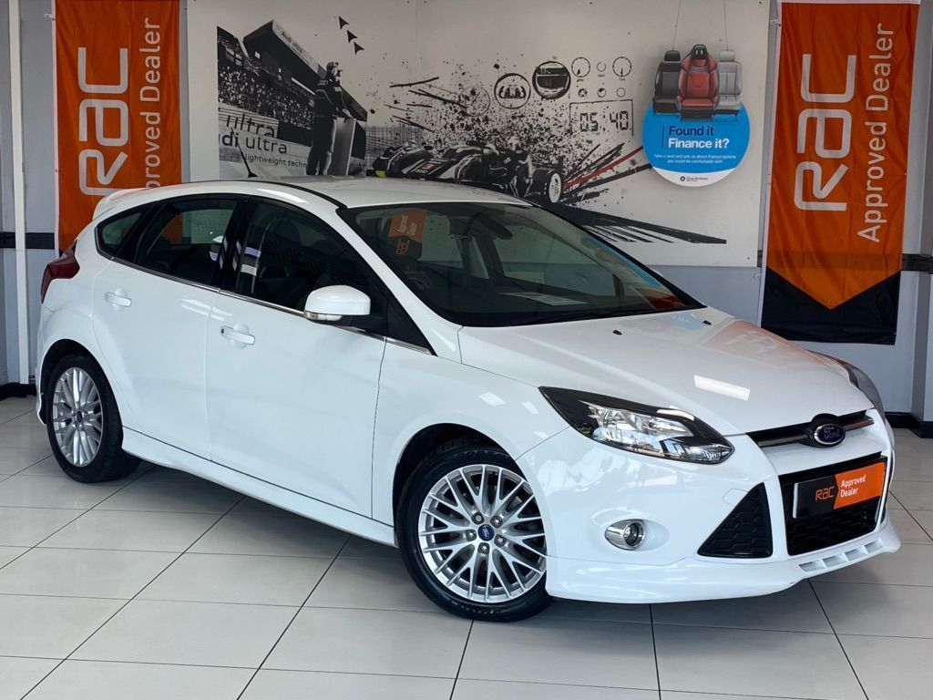 Ford Focus Hatchback 2.0 TDCi Zetec S Powershift 5dr