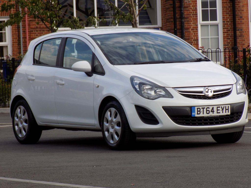 Vauxhall Corsa Hatchback 1.2 i ecoFLEX 16v Design (s/s) 5dr (a/c)