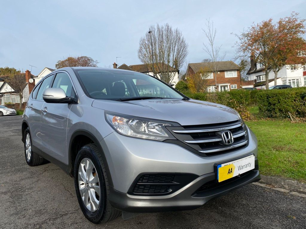 Honda CR-V SUV 2.0 i-VTEC S 4x4 5dr (dab)