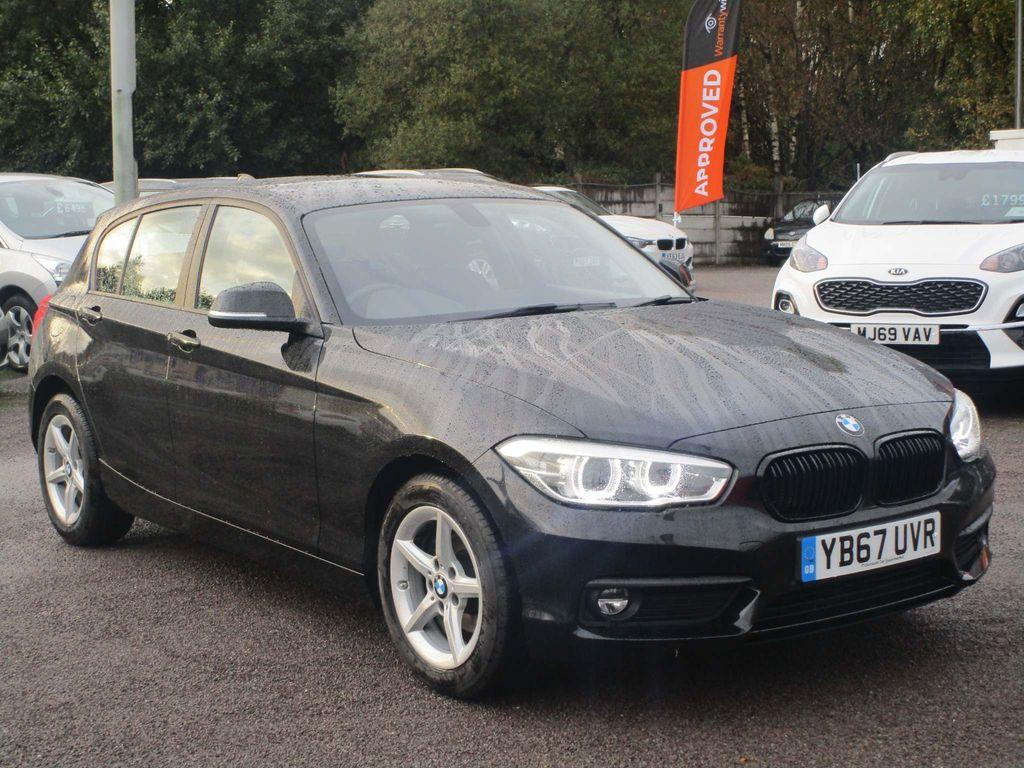 BMW 1 Series Hatchback 1.5 116d SE Business Sports Hatch (s/s) 5dr