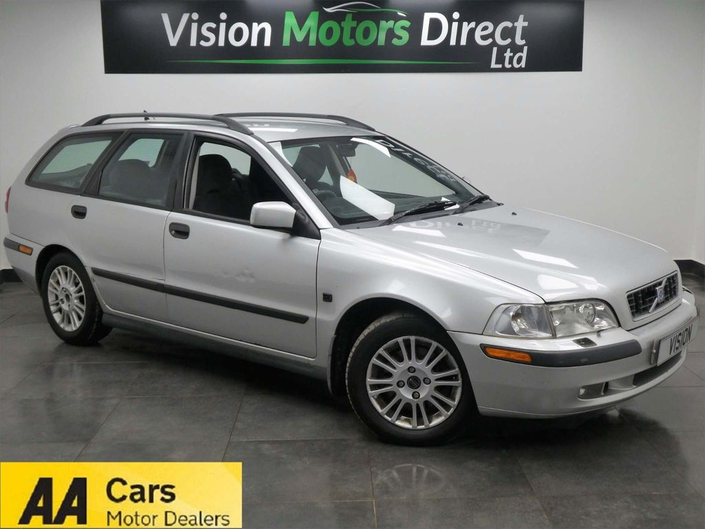 Volvo V40 Estate 1.6 S 5dr
