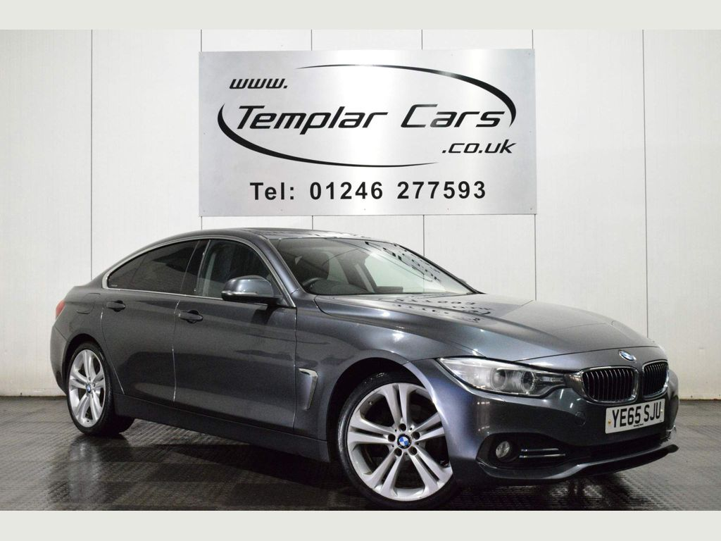 BMW 4 Series Gran Coupe Saloon 2.0 420d Luxury Gran Coupe Auto (s/s) 5dr