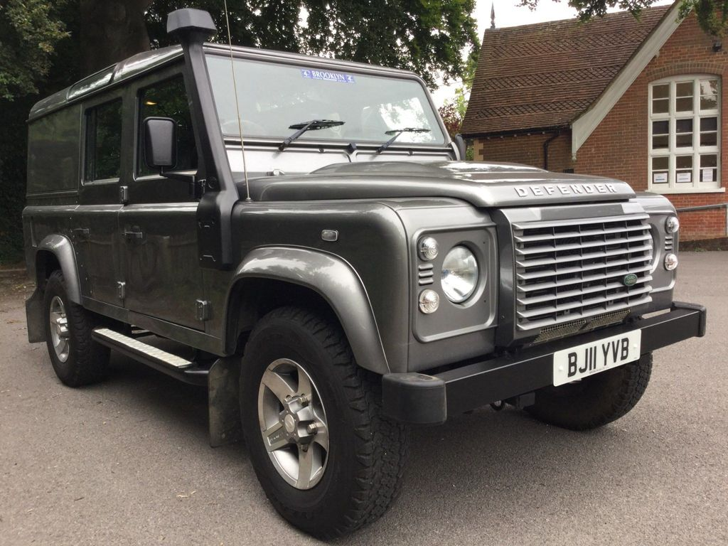 Land Rover Defender 110 SUV 2.4 TDi XS Utility Station Wagon 5dr