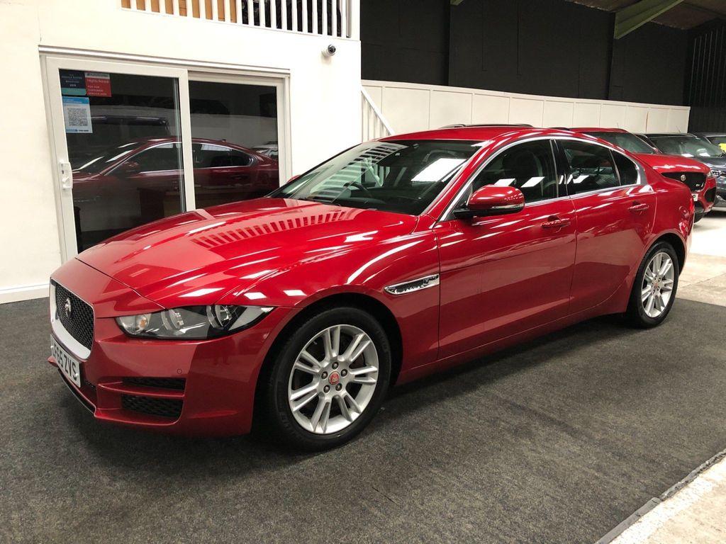 Jaguar XE Saloon 2.0 GTDi Prestige Auto (s/s) 4dr