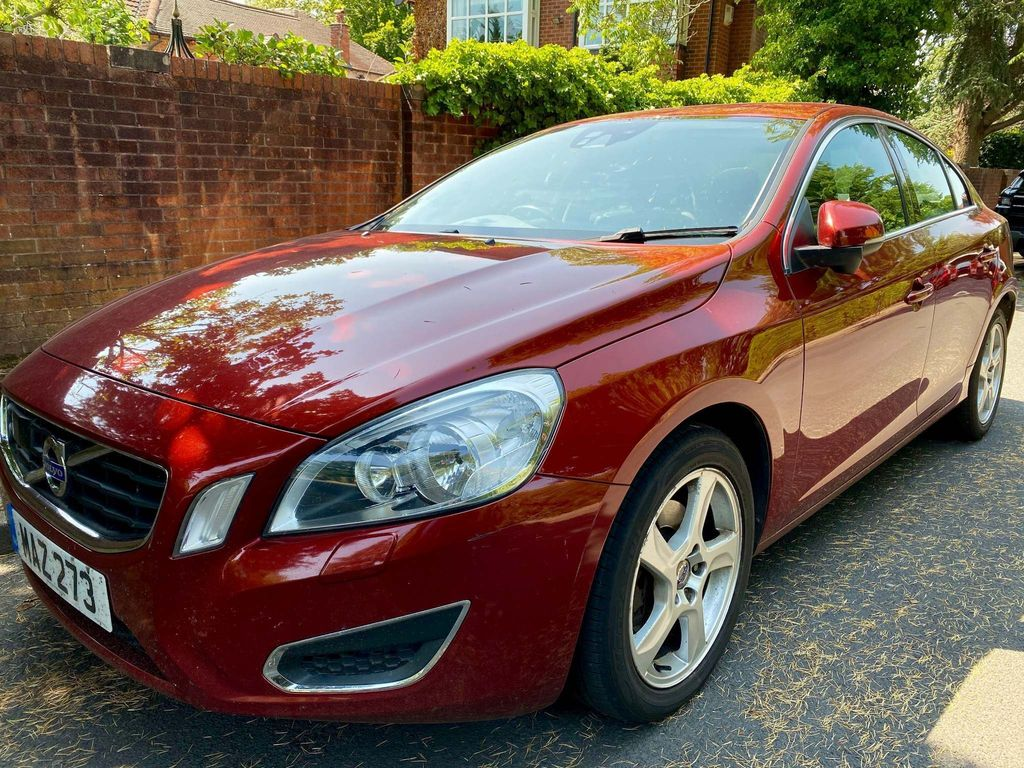 Volvo S60 Saloon 2.0 D3 SE Geartronic 4dr