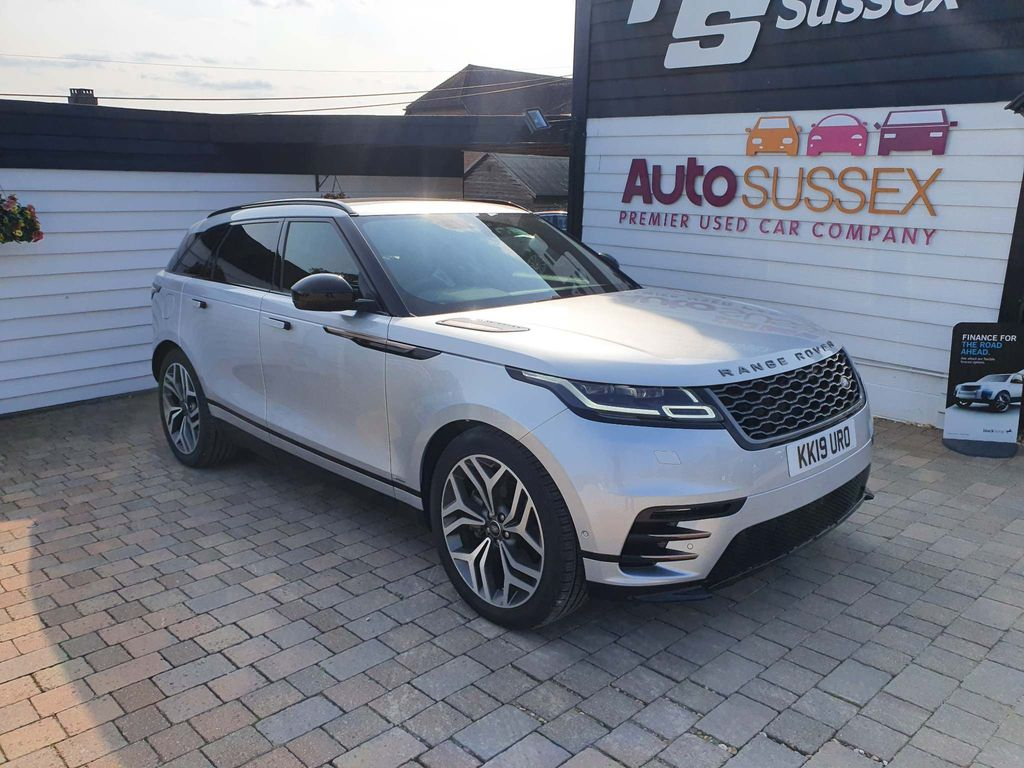 Land Rover Range Rover Velar SUV 3.0 D275 R-Dynamic SE Auto 4WD (s/s) 5dr