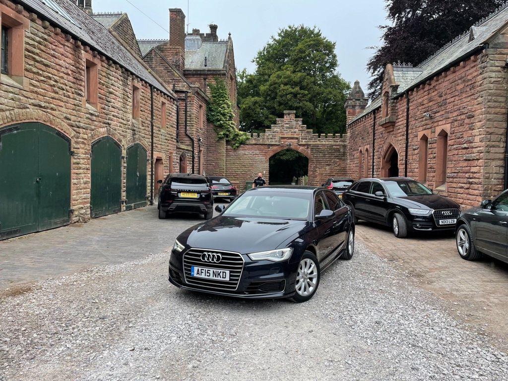 Audi A6 Saloon Saloon 2.0 TDI ultra SE (s/s) 4dr