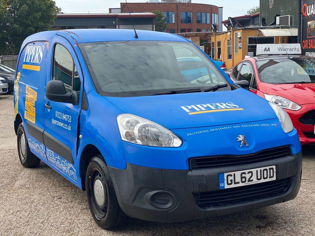 Peugeot Partner Panel Van 1.6 HDi S L1 625 4dr
