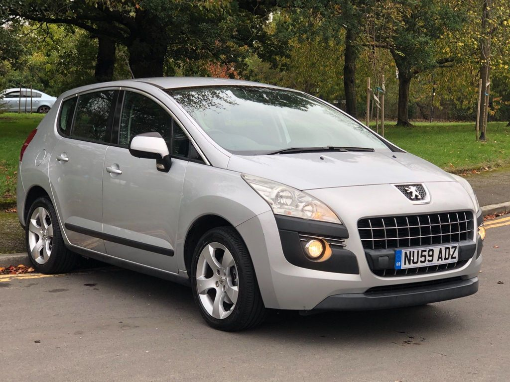 Peugeot 3008 SUV 1.6 THP Sport 5dr