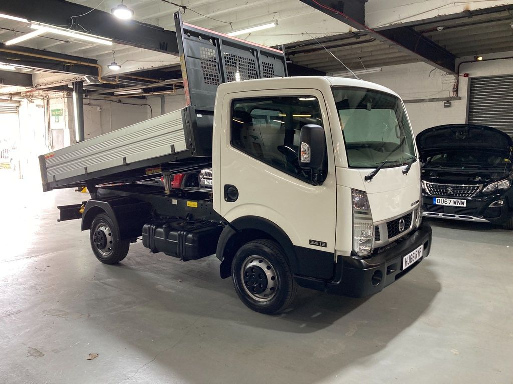 Nissan Unlisted Tipper DCI 34.12 TIPPER