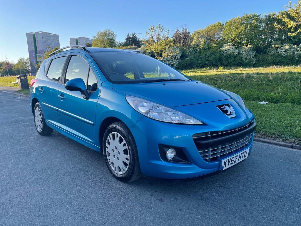 Peugeot 207 SW Estate 1.6 HDi Active 5dr