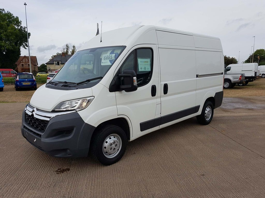 CITROEN RELAY Panel Van 2.2 HDi 35 Enterprise L2H2 Panel Van 5dr