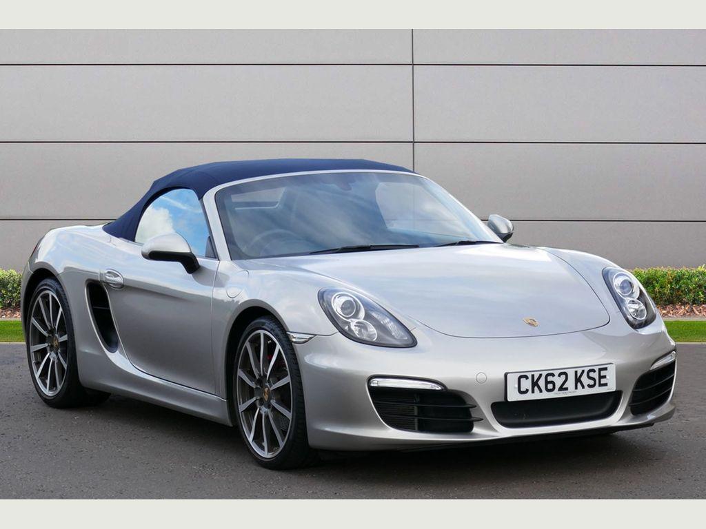 Porsche Boxster Convertible 3.4 981 S (s/s) 2dr