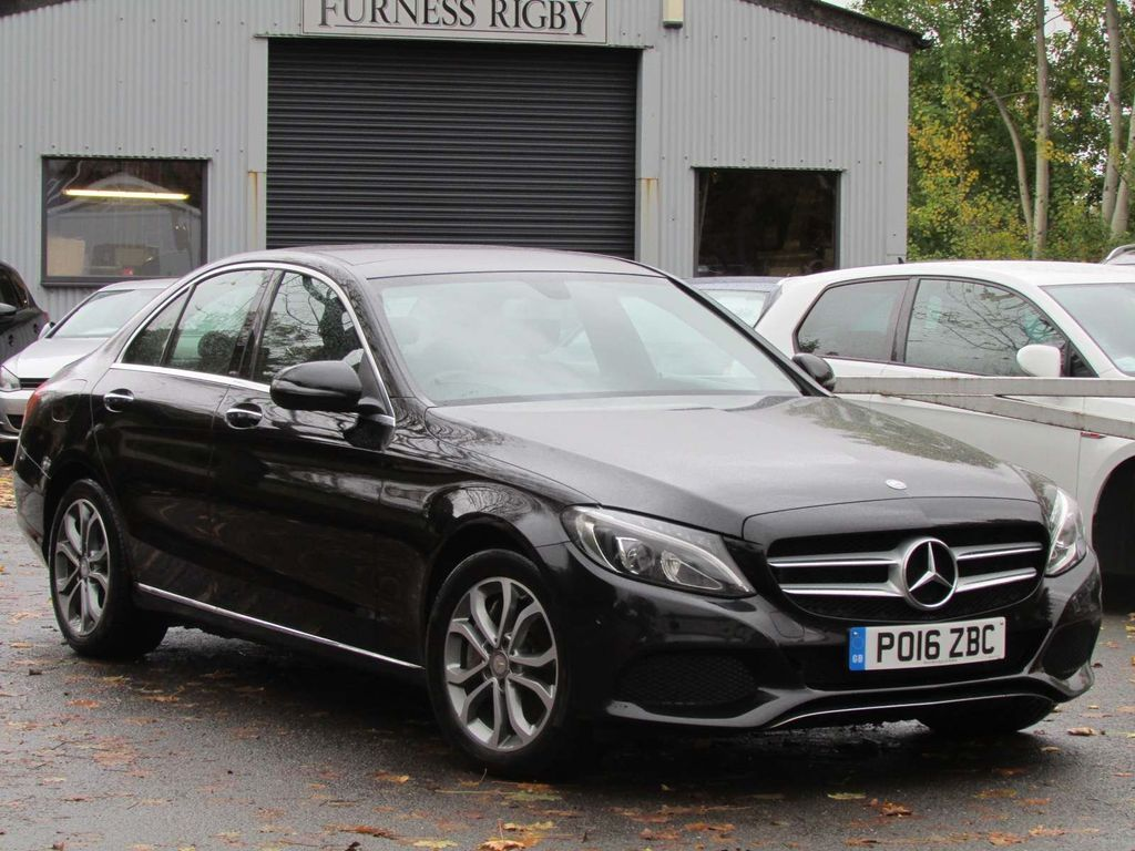 Mercedes-Benz C Class Saloon 2.0 C350e 6.4kWh Sport (Premium) G-Tronic+ (s/s) 4dr