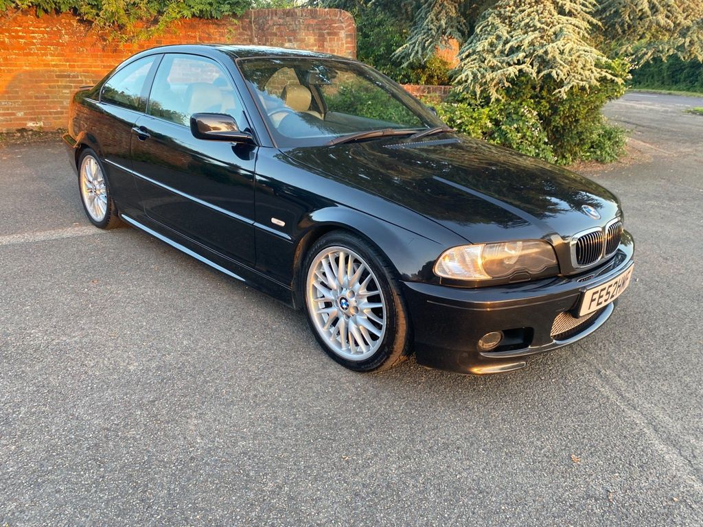 BMW 3 Series Coupe 3.0 330Ci 330 Sport 2dr