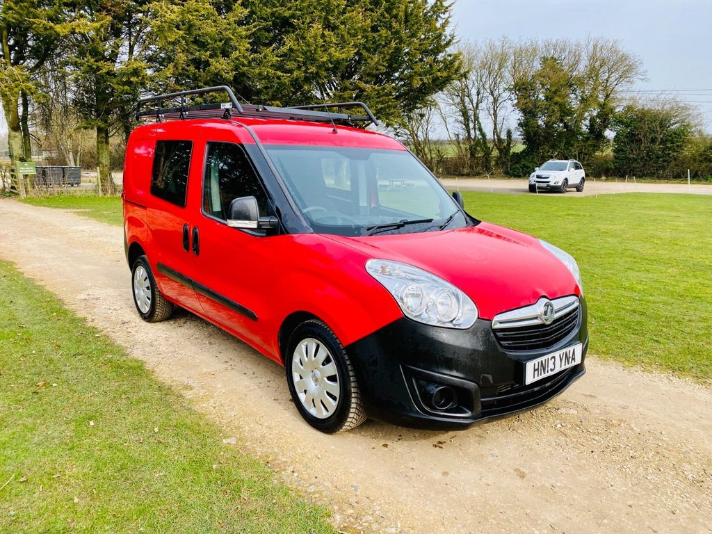 Vauxhall Combo Panel Van 1.3 CDTi 2300 16v Panel Van L1 H1 3dr